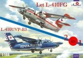 AModel 01471 Let L-410FG i L-410UVP-E3 (1:144)