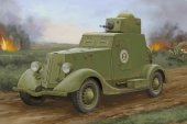 Hobby Boss 83883 Soviet BA-20 Armored Car Mod.1939 1/35