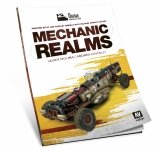 Vallejo 75018 Mechanic Realms Book (English VErsion)