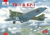 A-Model 72351 TB-1 & KP-1 1:72