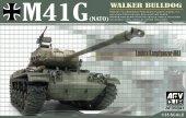 AFV Club 35S41 M41G Walker Bulldog (1:35)