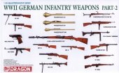 Dragon 3816 WWII German Infantry Weapons Part 2 (1:35)