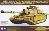 Tamiya 35274 British Main Battle Tank Challenger 2 (Desertised) (1:35)