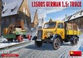 MiniArt 38051 L1500S GERMAN 1,5T TRUCK 1/35