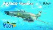 Valom 72093 RF-101C Voodoo 1:72