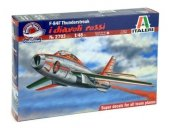Italeri 2703 - F-84F Thunderstreak Diavoli Rossi (1:48)