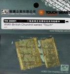 AFV Club TH35001 WWII British Churchill series 'Touch' 1:35