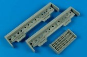 Aerobonus 480057 US NAVY multiple ejector rack MER-7 (A/A37B-6) (1:48)