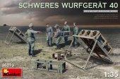 MiniArt 35273 Schweres Wurfgerat 40 1:35