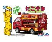 Aoshima 00830 TAKOYAKI HACHIROU 1/24