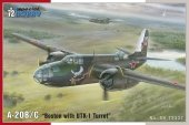 Special Hobby 72337 A-20B/ C Boston with UTK-1 Turret 1/72