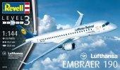 Revell 03937 Embraer 190 Lufthansa (1:144)