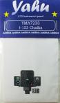 Yahu YMA7233 I-153 Chaika (ICM=Revell / Heller / Smer) 1:72