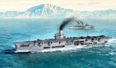 Trumpeter 06713 HMS Ark Royal 1939 1/700