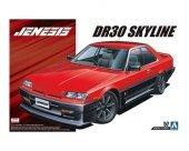 Aoshima 05579 JENESIS AUTO DR30 SKYLINE '84 (NISSAN) 1/24