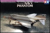 Tamiya 60733 McDonnell Douglas F-4S Navy-Phantom (1:72)