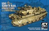 AFV Club 35267 IDF SHOT KAL GIMEL 1982