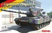 Meng Model TS-007 GERMAN MAIN BATTLE TANK LEOPARD 1 A3/A4 (1:35)