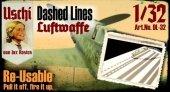 Uschi van der Rosten 2011 Dashed Lines Luftwaffe 1/32