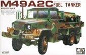 AFV Club 35007 M49A2C Fuel Tanker (1:35)