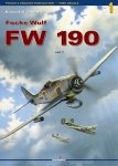 Kagero 3001 Focke Wulf FW 190 vol. I (no decals) EN/PL