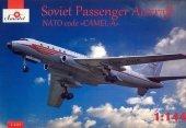 Amodel 1450 Tu-104A (1:144)