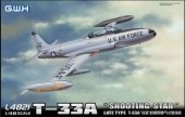 Great Wall Hobby L4821 T-33A Shooting Star Late Type T-33 1/48