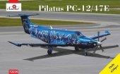Amodel 72235 Pilatus PC-12/47E 1/72