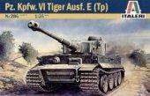 Italeri 0286 Tiger I Ausf. E/H1 (1:35)