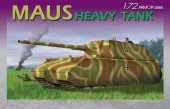 Dragon 7255 German Heavy Tank Maus (1:72)