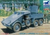 Bronco CB35132 Armored Krupp Protze KFZ.69 with 3.7cm Pak 36 (late version) 1/35