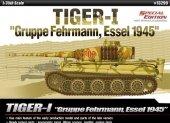 Academy 13299 TIGER-I Gruppe Fehrmann, Essel 1945