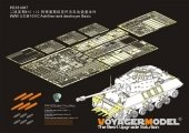 Voyager Model PE351067 US M10 IIC Achilles tank destroyer Basic For AFV CLUB 1/35