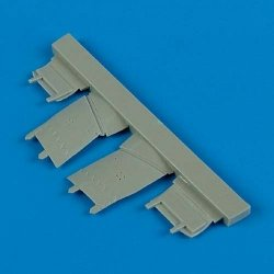 Quickboost QB48391 Rafale C undercarriage covers Hobby Boss 1/48