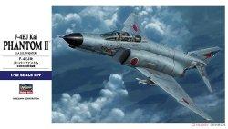 Hasegawa E37-01567 F-4EJ Kai Phantom II J.A.S.D.F. Fighter 1/72