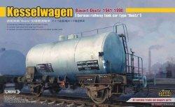 Sabre 35A04 Kesselwagen Bauart Deutz (1941-1990) 1/35