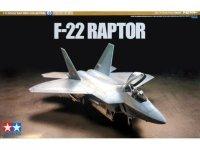 Tamiya 60763 F-22 Raptor (1:72)