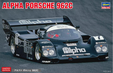 Hasegawa 20493 Alpha Porsche 962C JSPC 1990 1/24