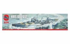 Airfix 04212V Vintage Classics - HMS Belfast 1/600