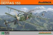 Eduard 8241 Albatros D. III OEFFAG 153 1/48