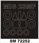 Montex SM72252 MiG-23MF KP