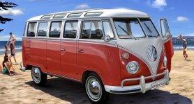 Revell 07399 VW T1 SAMBA BUS (1:24)