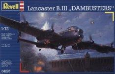 Revell 04295 Avro Lancaster Dambusters (1:72)
