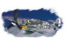Hobby Boss 80226 Bf109 G-6 (late) (1:72)