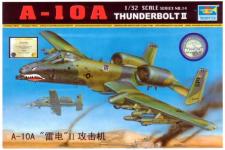 Trumpeter 02214 A-10A THUNDERBOLT II (1:32)