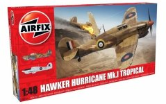 Airfix 05129 Hawker Hurricane Mk. I Tropical 1:48