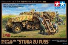 Tamiya 32566 Sd.Kfz.251/1 Ausf.D Stuka (1:48)
