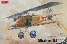 Roden 614 Albatros D.I (1:32)