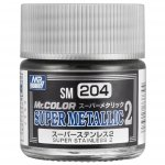 Mr.Color SM-204 Super Stainless 2