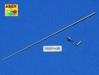 Aber 16032 German 2m antena (1:16)